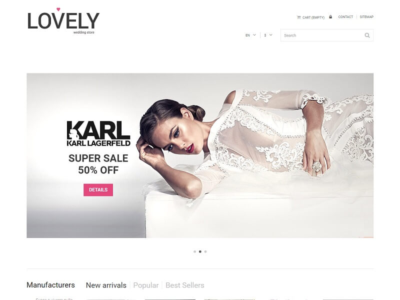 Plantilla de Lovely