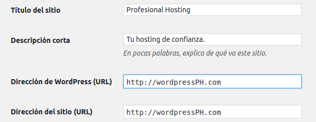 Configurar SSL en WordPress.