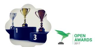 ProfesionalHostingo nominada a Open Awards 2017