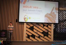 José Antonio Luque experto en ciberseguridad