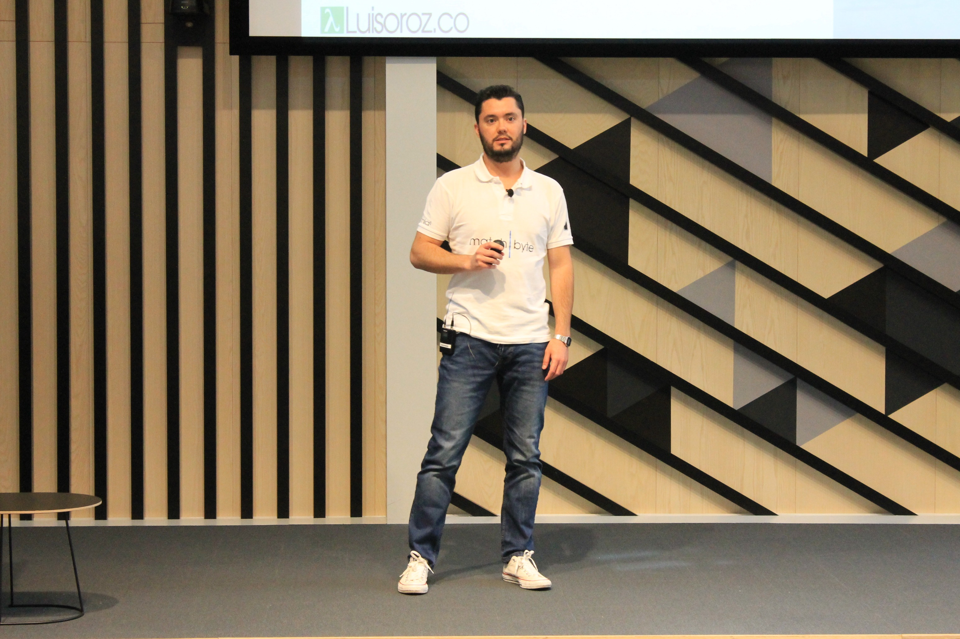 Luis Orozco, Joomla Day Madrid 2017