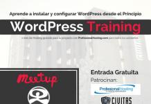 Meetup Aniversario WordPress