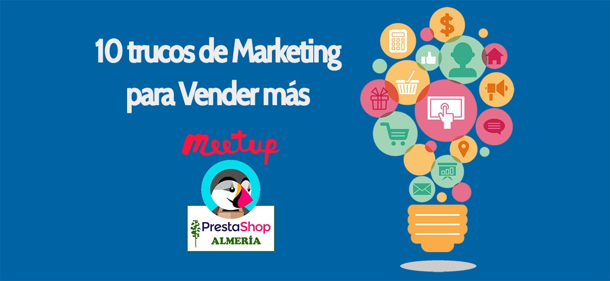 II Meetup PrestaShop Almería