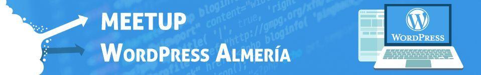 Meetup WordPress Almería