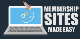 Meetup Membership Site