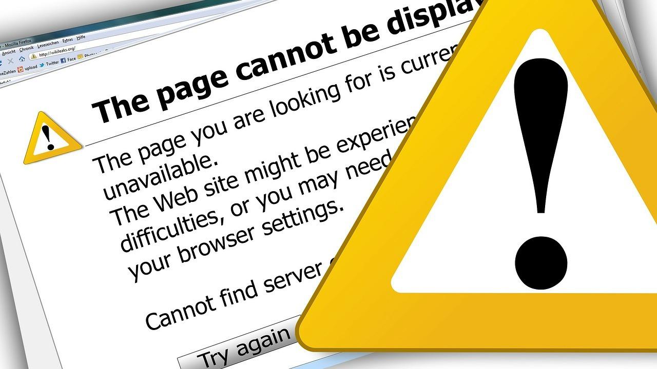 Errores de web design que debes evitar