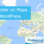 instalar mapa de google en Wordpress