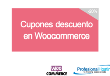 cupones woocommerce wordpress