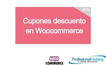 cupones woocommerce wordpress