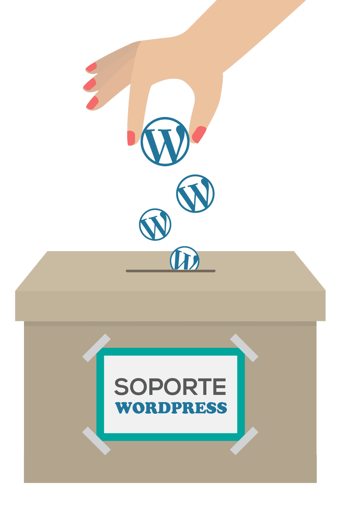 Soporte Especializado WordPress